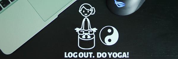 Custom vinyl stickers for relaxing