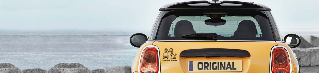 pegatinas personalizadas para coche