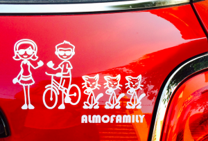 Decals for cars