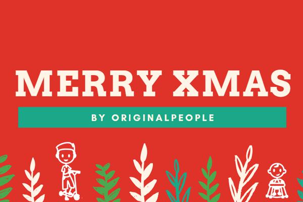 Pegatinas para Navidad únicas y divertidas