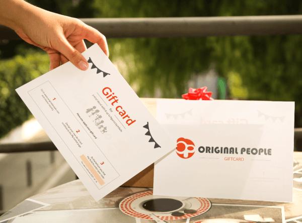 Personliga presentkort till nära o kära