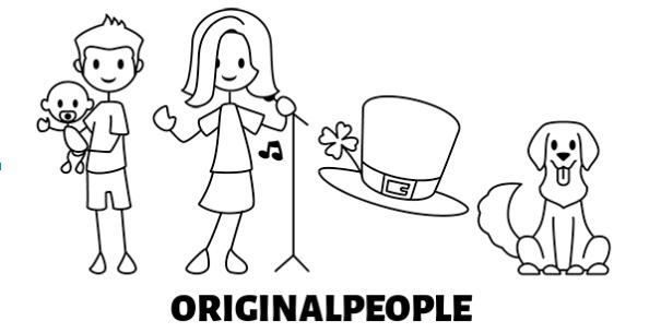 Celebra junto a OriginalPeople