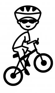 pegatinas ciclismo
