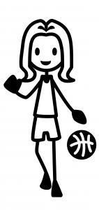 vinilos de baloncesto