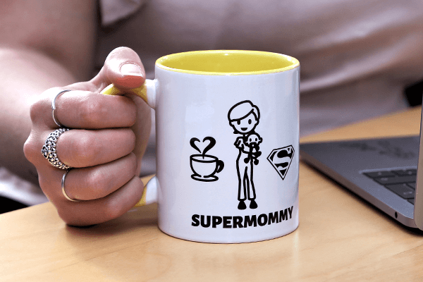A nice gift for your supermommy