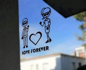 Stickers för fönster
