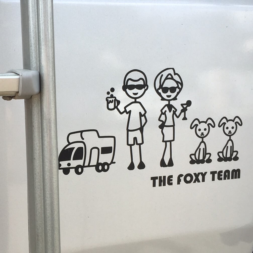 Lleva a tu equipo donde sea que lleves tu caravana