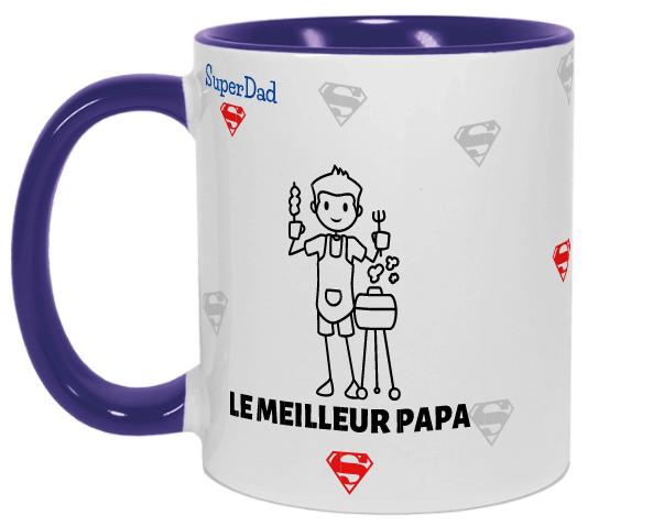 Modèles de mugs populaires pour papa
