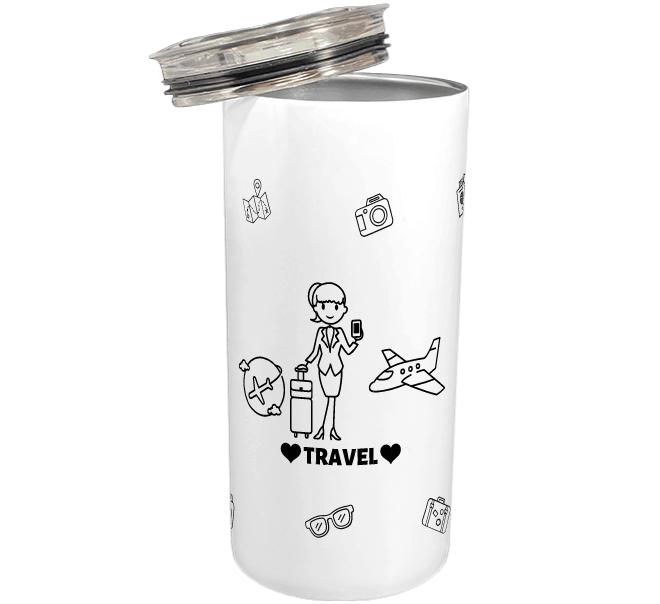 travel customized thermos mugs