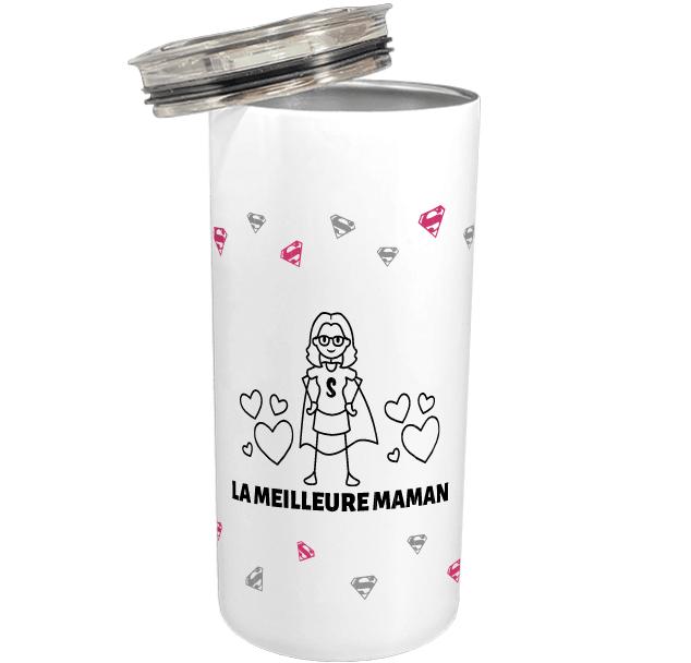 cadeau personnalisé en thermoprint pour maman